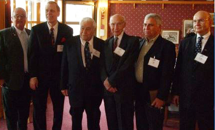 OHAO Pioneers Honoured